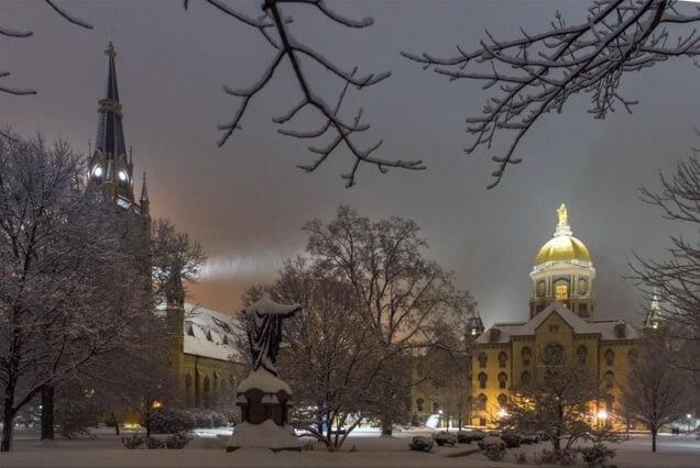 Sacred Heart Parish // University of Notre Dame